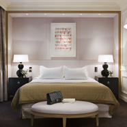 junior suite at Grand Palais Royale Hotel