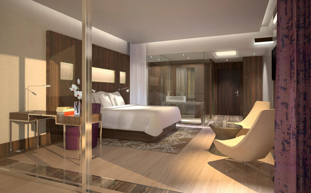 Advantage Room at Swissotel Sochi Kamelia