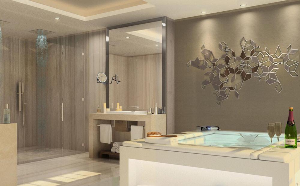Bath at Swissotel Sochi Krasnaya