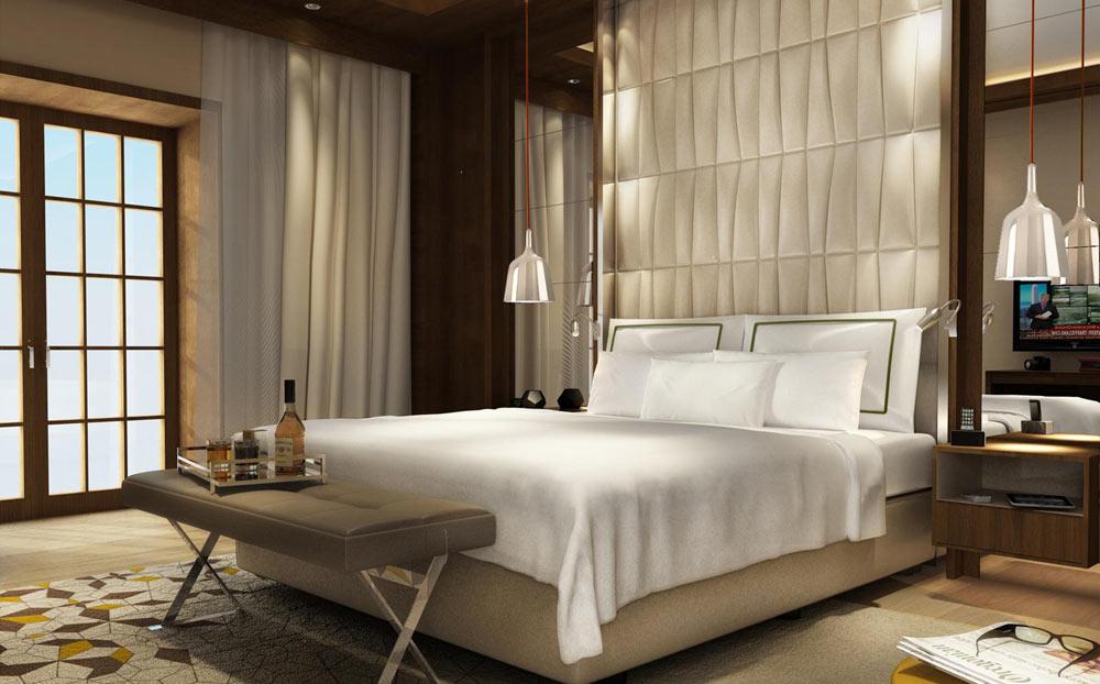 King Guest Room at Swissotel Sochi Krasnaya