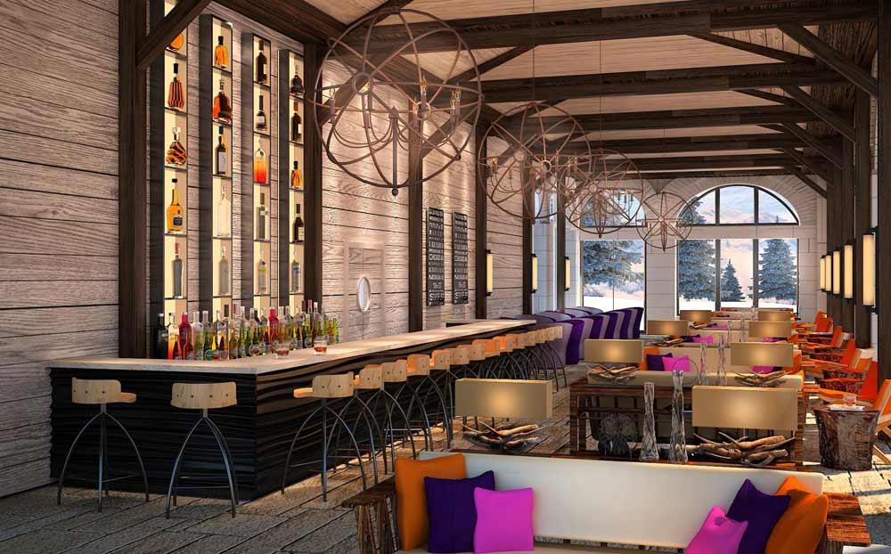 Bar at Swissotel Sochi Krasnaya