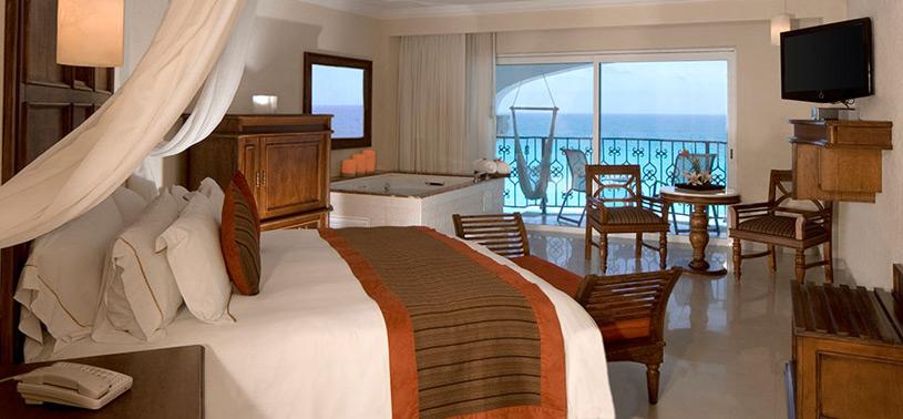 Guest Room at Hyatt Zilara Cancun