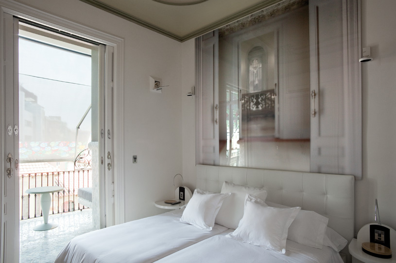 Guest Room at Palauet Living Barcelona