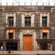 Blending Colonial 17th Century Grandeur With A Raw Industrial EdgeDowntown Integrates Local Indigenous Culture Into Its Concept While Celebrating Its Location In The Centro Historico Borough Of Mexico City.