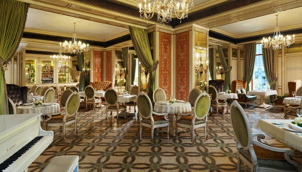 Le Grand Cafe Bristol at Hotel Bristol Odessa