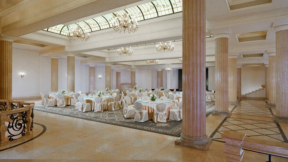 Windsor Grand Ballroom at Hotel Bristol Odessa