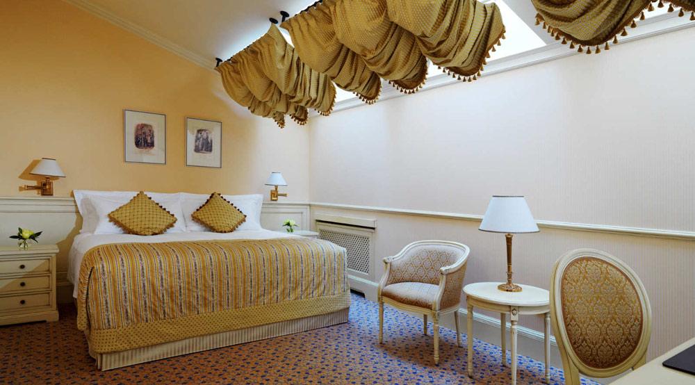 Mansarde Room at Hotel Bristol Odessa