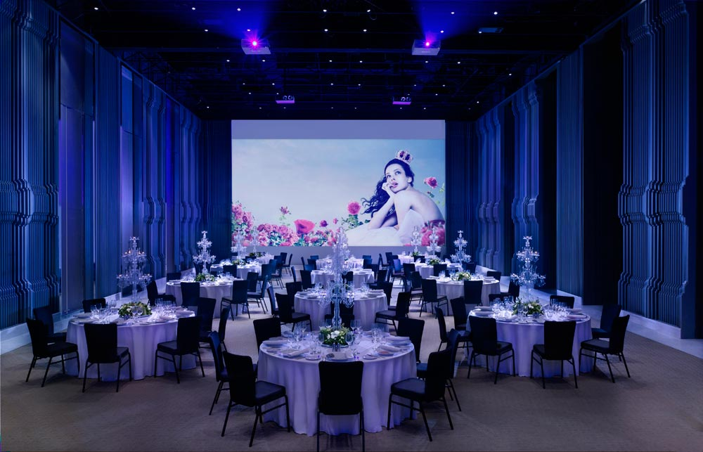 Ballroom at The Sofitel So Bangkok Hotel