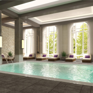 Indoor Pool at Solis Sochi Hotel and Suites