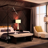 Guest Room at Solis Sochi Hotel and Suites
