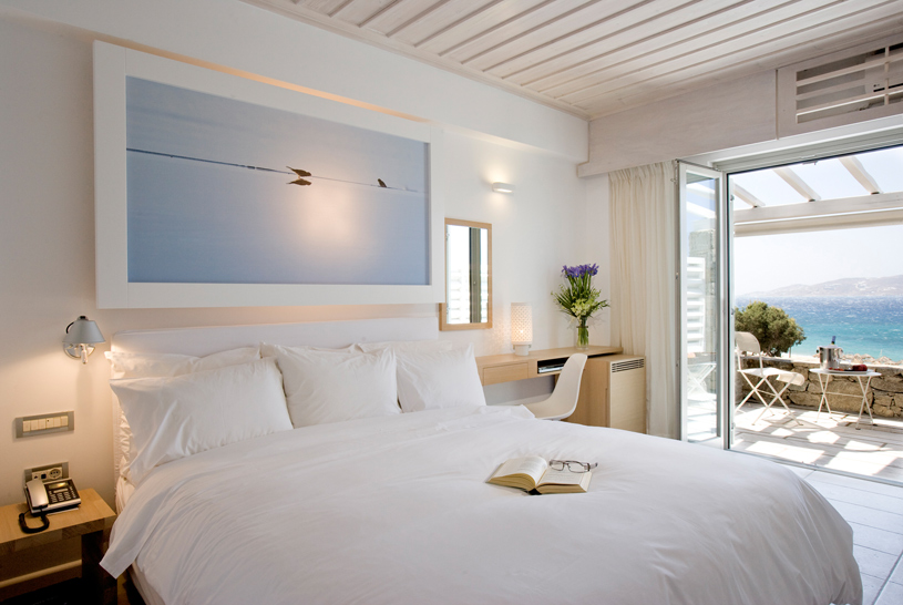Deluxe Guest Room at Grace Mykonos