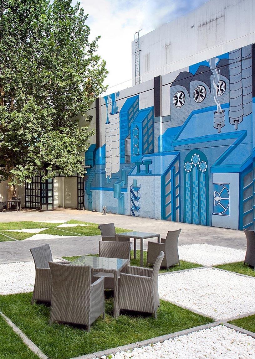 Grace Beijing Garden and Courtyard