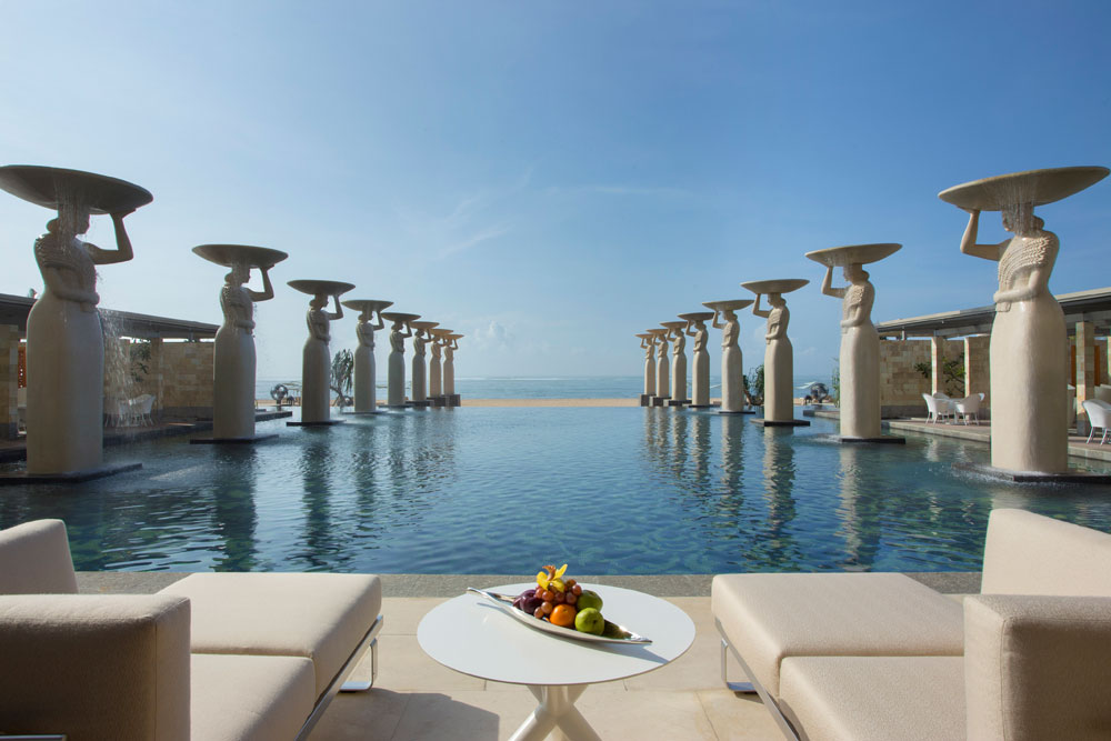 Oasis Pool at Mulia Bali