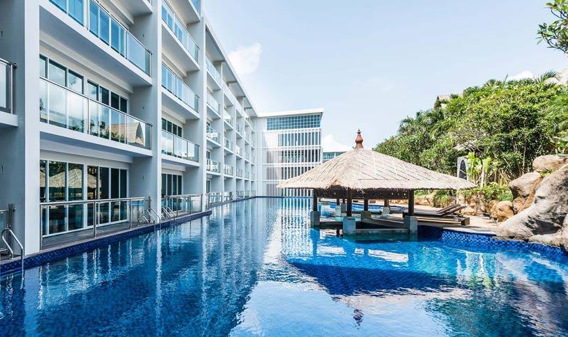 The Sakala Resort Bali Five