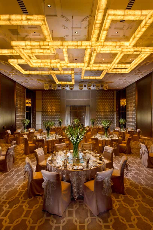 Banquet Hall at Waldorf Astoria Beijing