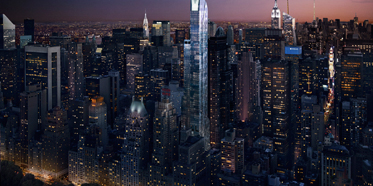 Park Hyatt New York is situated in midtown steps away from Carnegie Hall, world class shopping and Central Park