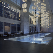 Indoor Pool at Park Hyatt New York