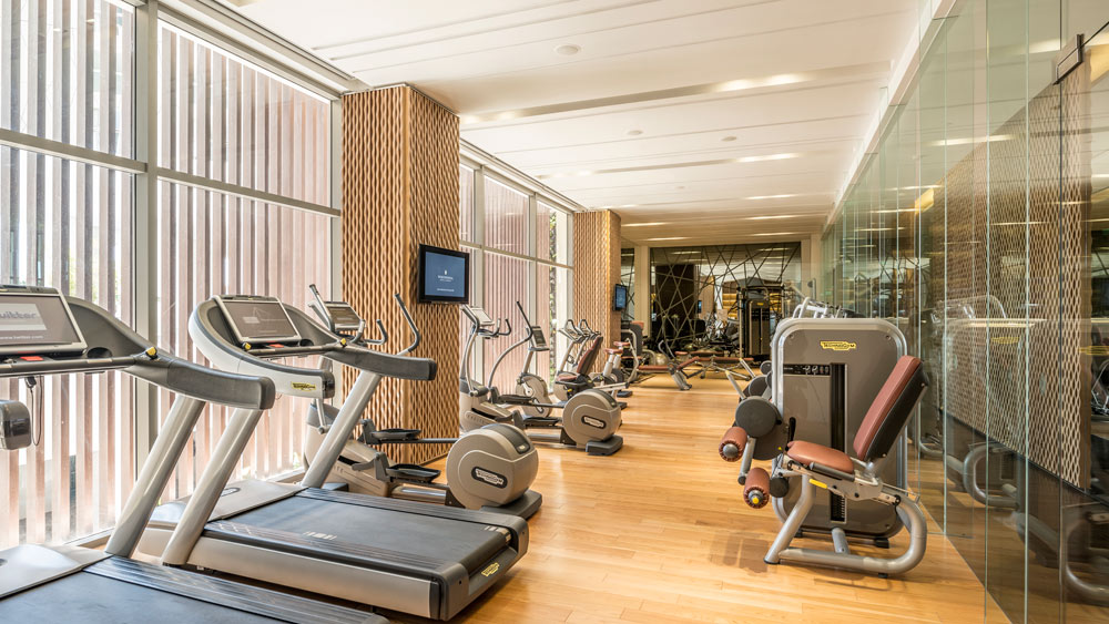 Fitness Center at InterContinental Nha TrangVietnam