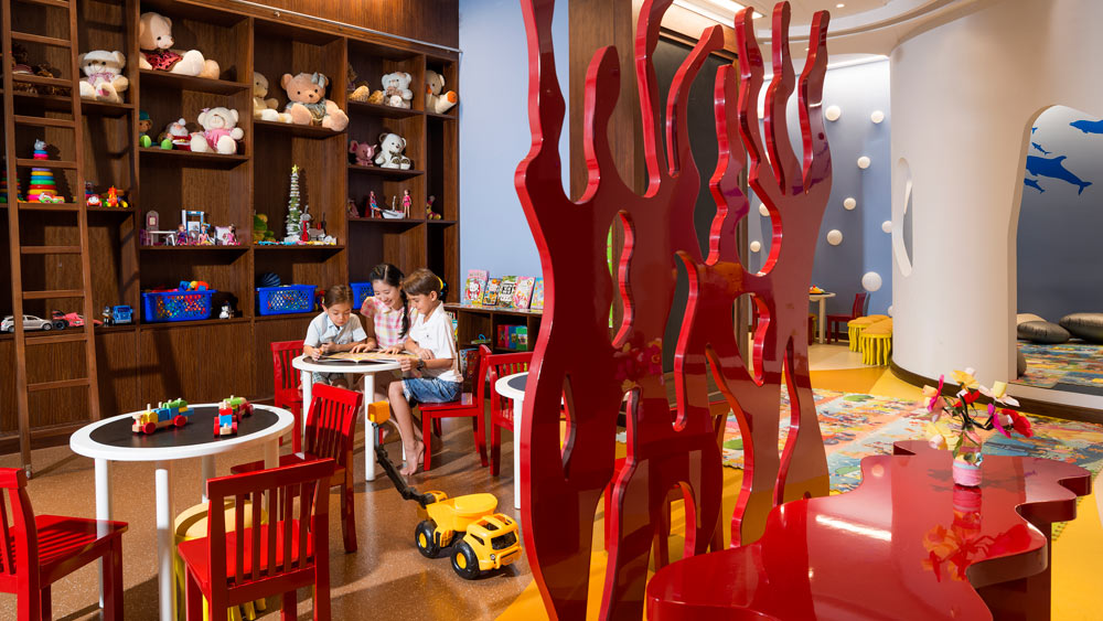 Kids Center at InterContinental Nha TrangVietnam