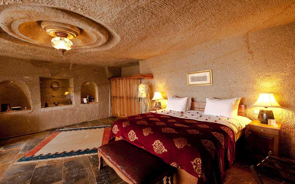 Museum Hotel Cappadocias Gulistan Cave Suite