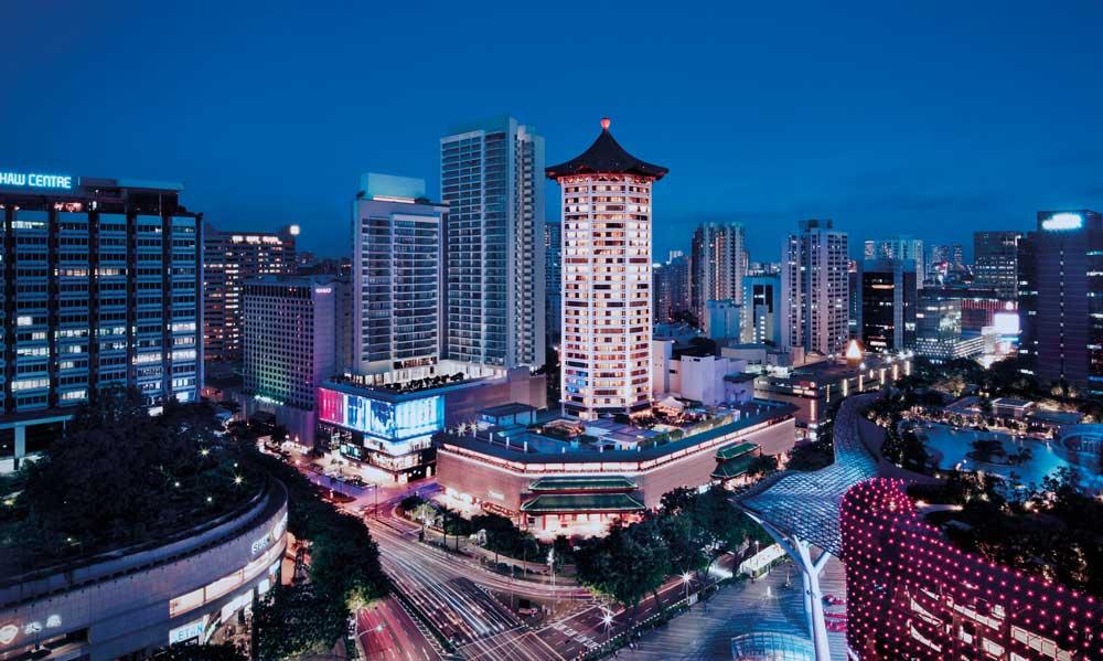 Singapore Marriott Hotel