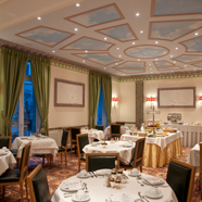 Dining Room of Victoria Palace HotelParisFrance