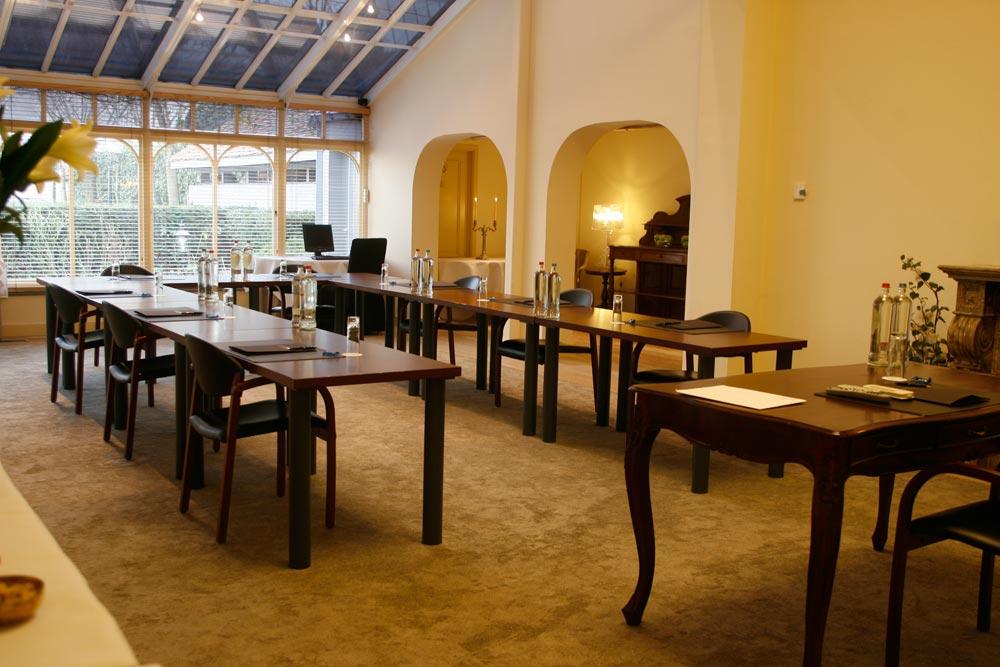 Hotel De Tuilerieen Bruges Board Room