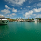 The harbor at Provident Luxury Suites Fisher IslandFL