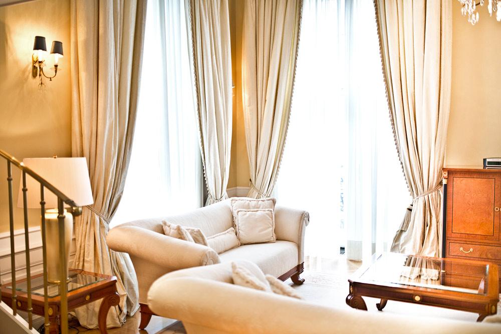 Lounge at Palais Coburg Residenz Vienna