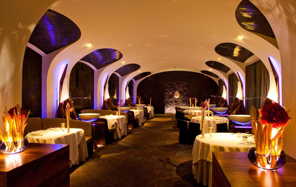 Silvio Nickol Gourmet Restaurant at Palais Coburg Residenz Vienna