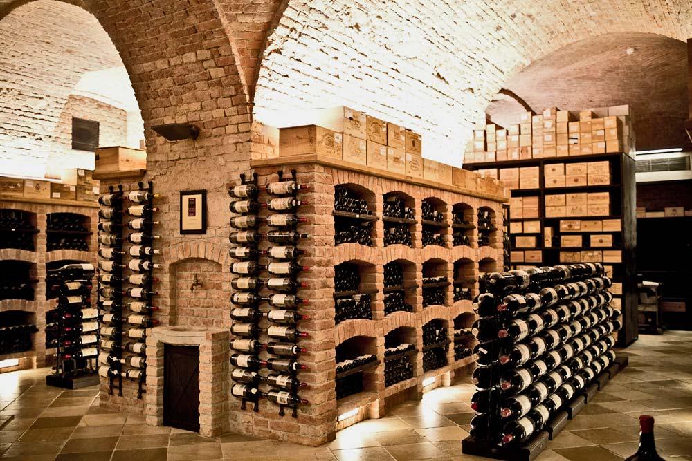 Palais Coburg Vienna Wine Vault Residenz Vienna