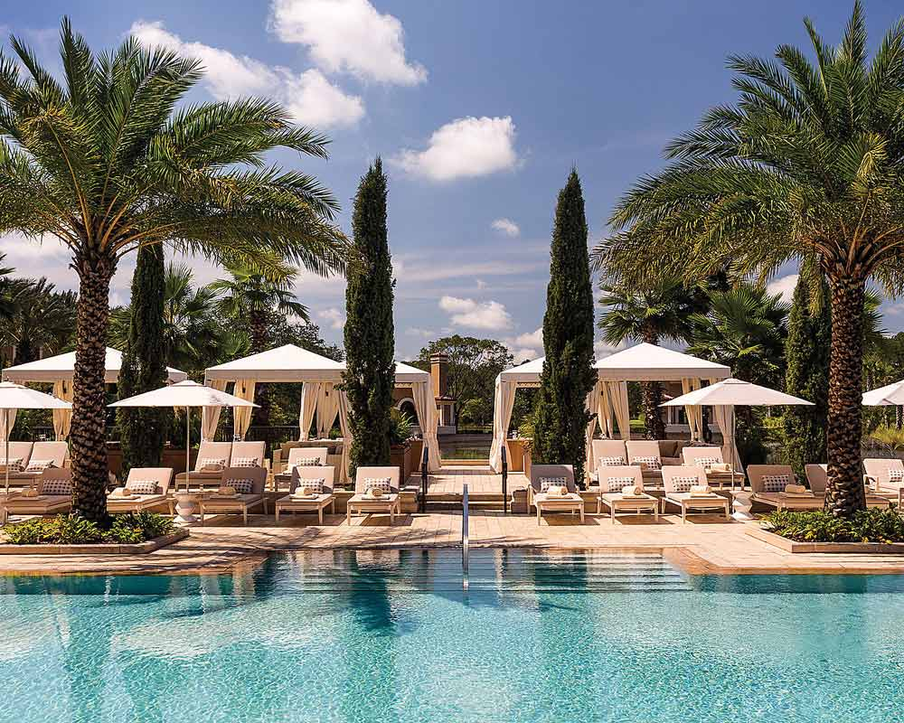 Adults Only Pool at Four Seasons Orlando