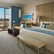 Park View Room at Four Seasons Orlando