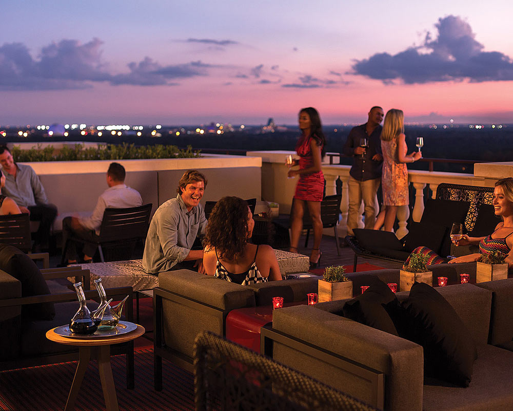 Capa Terrace at Four Seasons Orlando