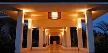 Exterior of Princess DAn Nam Resort and Spa, Ke Ga Bay