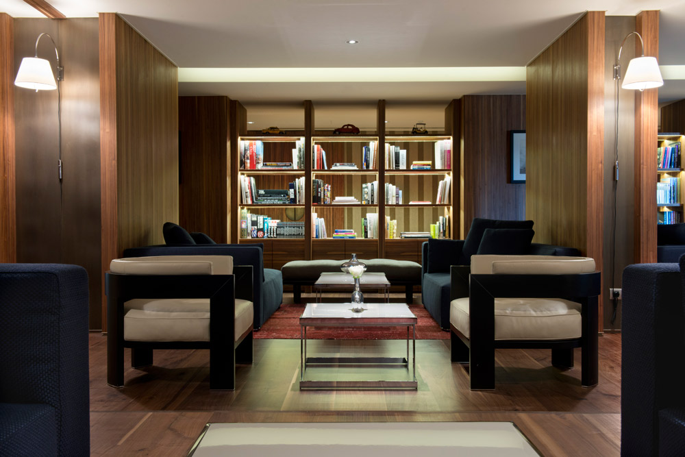 Executive Club Lounge at D-Hotel MarisTurkey
