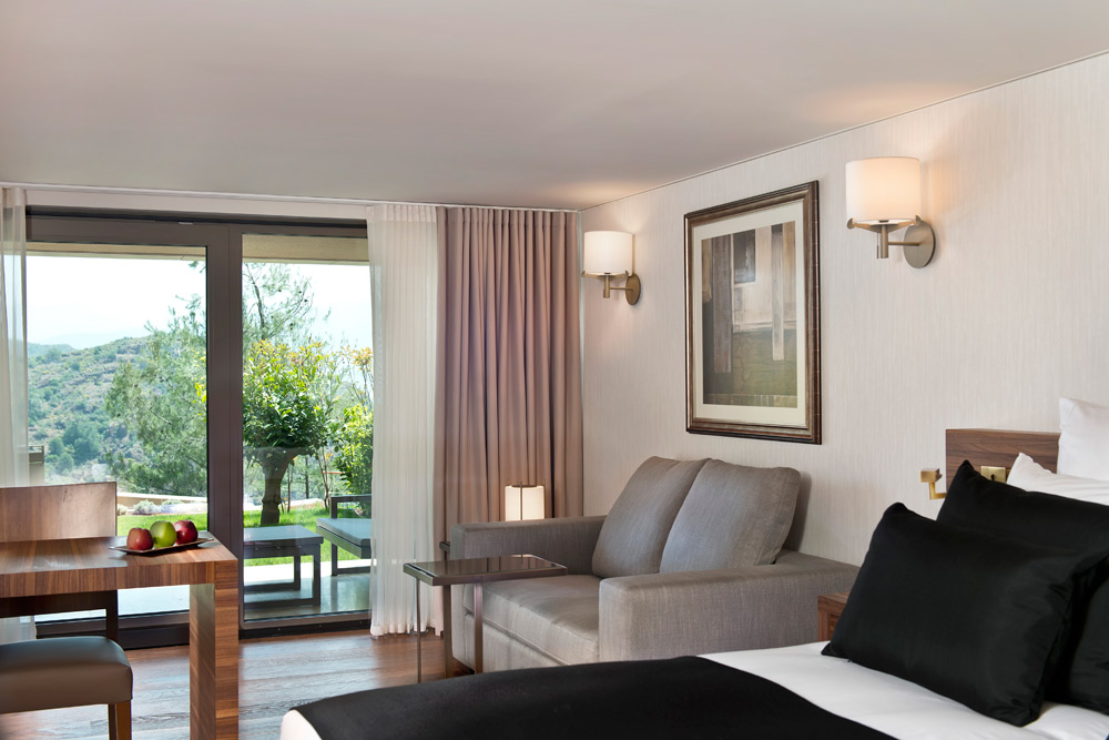 Superior Mountain Room at D-Hotel Maris, Turkey