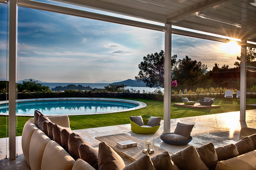 Garden Villa Lounge at D-Hotel Maris, Turkey