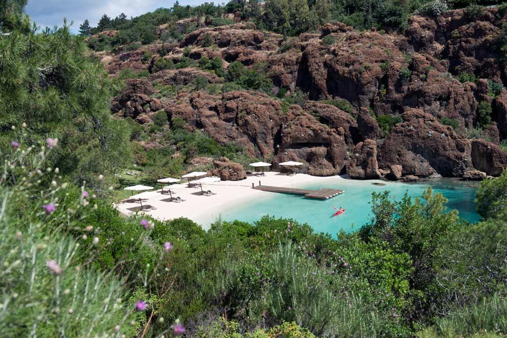 Silence Beach at D-Hotel Maris, Turkey