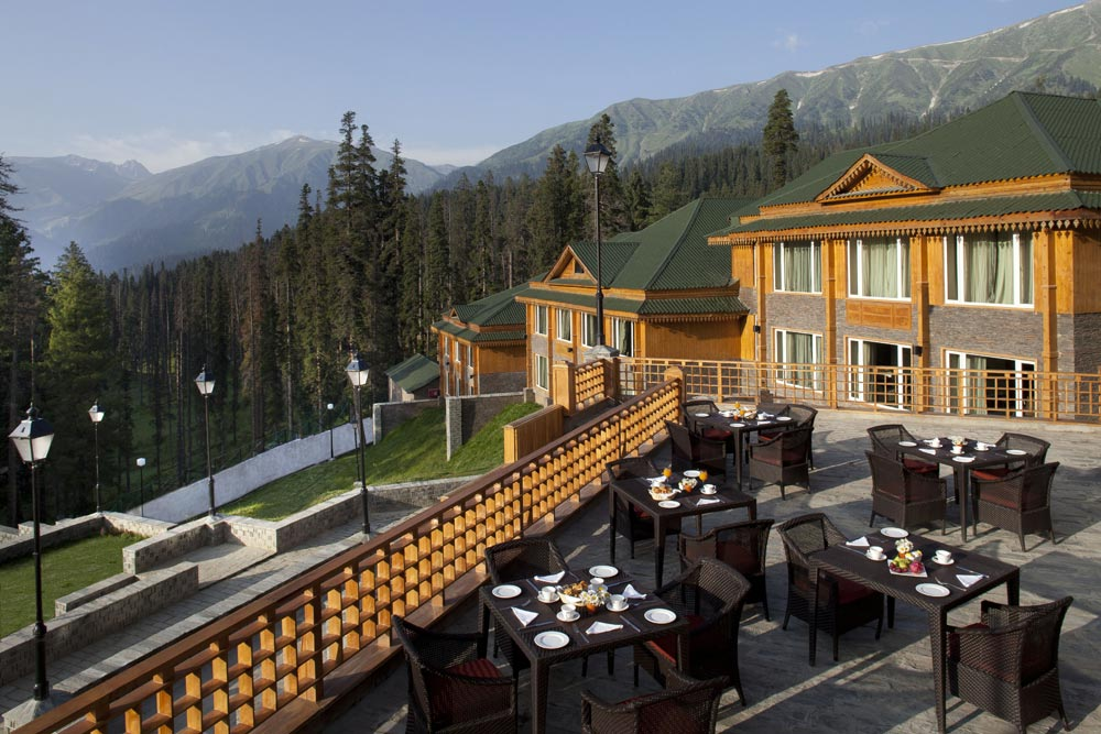 Exterior of Spa at Khyber Himalayan Resort and Spa