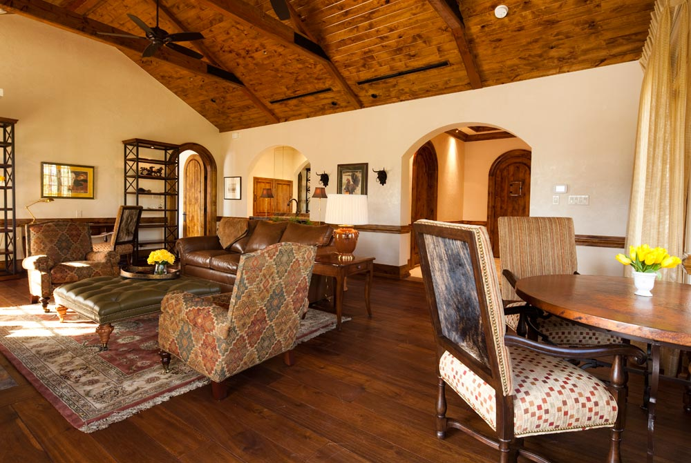 Accommodations at The Inn at Dos Brisas