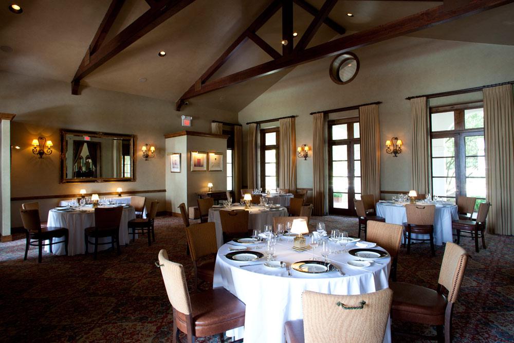 Dining at The Inn at Dos Brisas