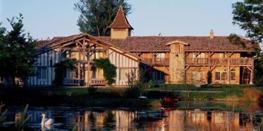 Les Sources de Caudalie, Bordeaux : Five Star Alliance