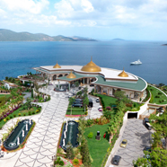 Panoramic View of Hotel Golden SavoyBodrum