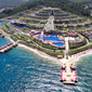 Aerial View of Hotel Golden SavoyBodrum
