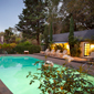Pool at The Farmhouse Inn and Restaurant, Forestville, CA