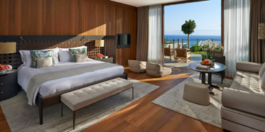 Sea View Room at Mandarin Oriental Bodrum