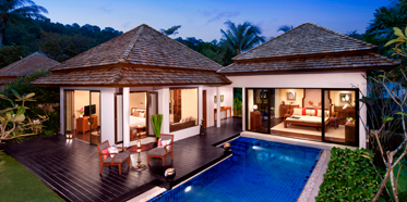 Beach Villa at Anantara Phuket Layan Resort and Spa