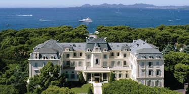 Hotel du Cap Eden Roc, Dantibes, France