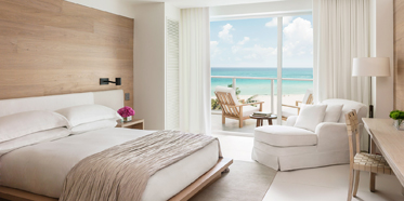 Guestroom at Miami Beach Edition